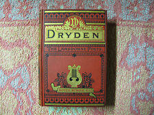 The poetical works of John Dryden containing the original poems 1893