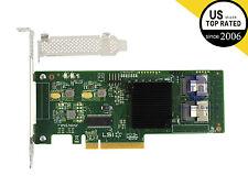 New IT Mode LSI 9211-8i SAS SATA 8-port PCI-E 6Gb/s Controller Card