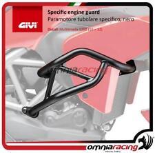 GIVI Spécifique moteur Guard noir acier tube pour Ducati Multistrada 1200 10>14