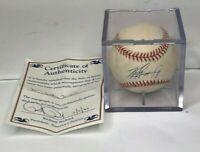Ken Griffey Jr Autographed Baseball