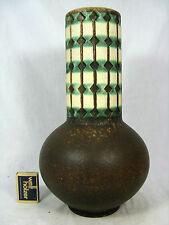 Unusual / ungewöhnliche 70´s design JASBA Keramik Vase # pottery vase  1 494 30