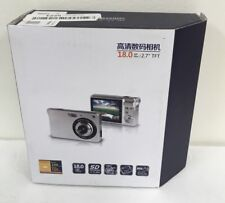 720P HD Digital Camera 18 Mega Pixels 3.0MP CMOS sensor 2.7 inch TFT LCD Screen
