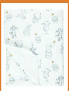 Disney Winnie The Pooh Baby Unisex Fleece Blanket