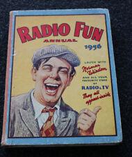 RADIO FUN ANNUAL 1956