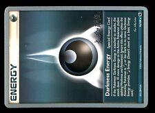 PROMO POKEMON CHAMPIONSHIPS 2004 N°  93/109 DARKNESS ENERGY