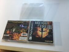 Breath of Fire III 3 - Playstation 1 - PS1 - PS2 - PS3