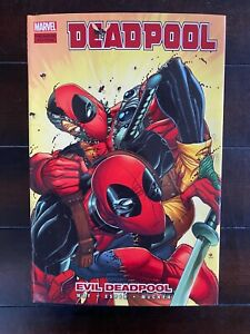 Deadpool: Evil Deadpool Vol 10 Hard Cover Marvel Trade CL75-133