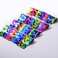 16Stk Nagelfolie Nail Art Starry Sky Nagelsticker Nail Foils Tips Maniküre Dekor