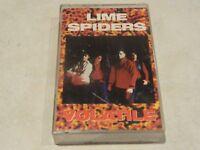 Lime Spiders Volatile Cassette [Australian indie] {Virgin – VOZ C 2015}