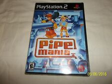 Pipe Mania (Sony PlayStation 2, 2008)(NEW)