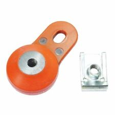 KTM TC EXC SX 125 250 150 200 300 Orange Exhaust Mounting Rubber Swivel Bracket