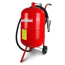 Daytona DSA37L Portable Air Sandblaster 37l Sandblasting Gun Blast Nozzle Tool