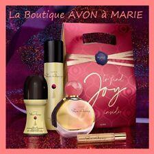FAR AWAY Eau de Parfum + 3 Produits AVON : Coffret PRET à OFFRIR