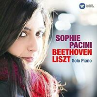 Sophie Pacini - Chopin, Liszt - Solo Piano Works (NEW CD)