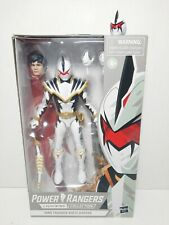 Power Rangers Lightning Collection Dino Thunder White Ranger w/ Replacement Head
