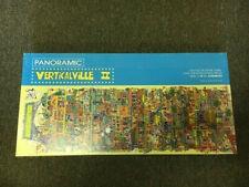 "700+ Piece Springbok Panoramic Series ""Verticalville II"" Jigsaw Puzzle"