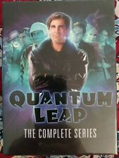 Quantum Leap: The Complete Series (Dvd, 2017, 18-Disc Set) New/Sealed