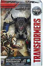 100% Hasbro Transformers MV5 The Last Knight Deluxe Berserker #In Stock