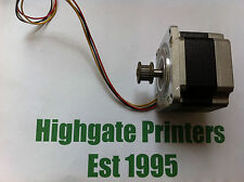 ZEBRA STRIPE S600 STEPPER MOTOR G44023-2M PEEL OPTION 8 DOT