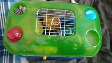 Kaytee Critter Trail Turn About Habitat Cage for Hamsters, Gerbils, and Mice