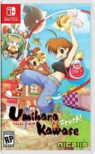 Umihara Kawase Fresh (Nintendo Switch, 2019) Brand New Factory Sealed