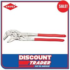 "Knipex 16"" 400mm XL Pliers Wrench - Adjustable Spanner - Multi-Grips - 8603400"