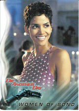 JAMES BOND DIE ANOTHER DAY WOMEN OF BOND CARD W3