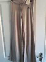 83b87dafe7 Evie Ladies Womans Size 8 Beige Joggers Lounge Wear Pajama Relax BNWT A10