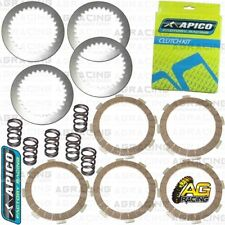 Apico Clutch Kit Steel Friction Plates & Springs For Kawasaki KX 65 2018 MotoX
