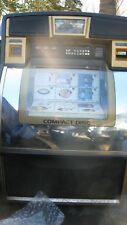 ROWE CD-100 G JUKEBOX. CLEAN, GREAT SOUND, Nice CABINET