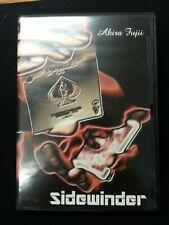Side Winder by Akira Fujii - Magic Dvd