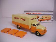 RARE DINKY SUPERTOYS #930-G BEDFORD PALLET JEKTA VAN NEAR MINT IN ORIGINAL BOX!