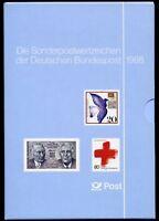 Jahrbuch der Deutschen Post 1988 postfrisch MNH