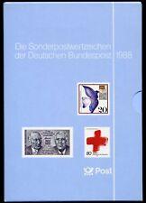 Jahrbuch der Deutschen Post 1988 postfrisch/ MNH