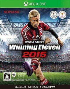 Xbox One World Soccer Winning Eleven 2015 japan