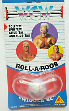 Vintage Rare new 1991 ToyMax Roll-A-Roos WCW Sting   *Note Description*