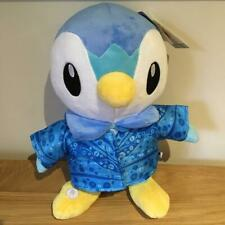 BUILD A BEAR FACTORY RARE & HTF POKEMON PIPLUP WITH SOUND & PARKA BNWT