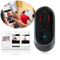 Smart Wireless DoorBell Camera WiFi Smart Video Home Intercom Ring Door bell 🚪