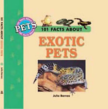 101 Facts About Terrarium Pets by Julia Barnes (Hardback, 2002)