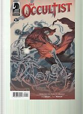 THE OCCULTIST #1-5 - MIKE NORTON ART - STEVE MORRIS COVER - 1st PRINTING - 2013