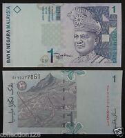 Malaysia Banknote 1 Ringgit 1998 UNC