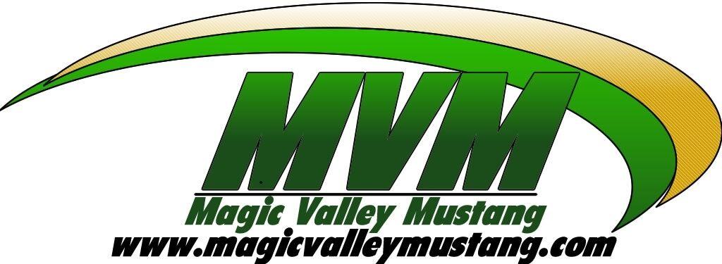 MAGIC VALLEY MUSTANG