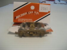 Precision scale Ho brass Brill Mcb-27 assembled trolley truck