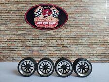 1:18 GMP Kinesis 10 Spoke Alu Felgen Alufelgen Tuning Räder Custom Alloy Wheels