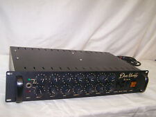 Vintage Dean Markley RM-80-DR rack mount tube head, made in USA
