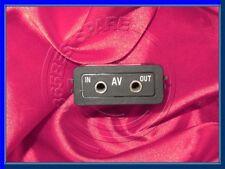 BMW SERIE X5 E60 E61 E38 E53 presa in uscita AV OUT Interruttore 8368346