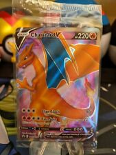 Charizard V SWSH050 PROMO NM Champions Path Pokemon