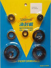 KAWASAKI KX125 KX 125 1988 - 1993 KIT GUARNIZIONI OLIO MOTORE