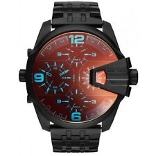 New Diesel Uber Chief DZ7373 Mens Sport Quartz  Designer Wristwatch - UK Seller