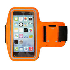 """New Sports Running Jogging Gym Armband Case for 4.7"""" iPhone 6 6S Orange"""